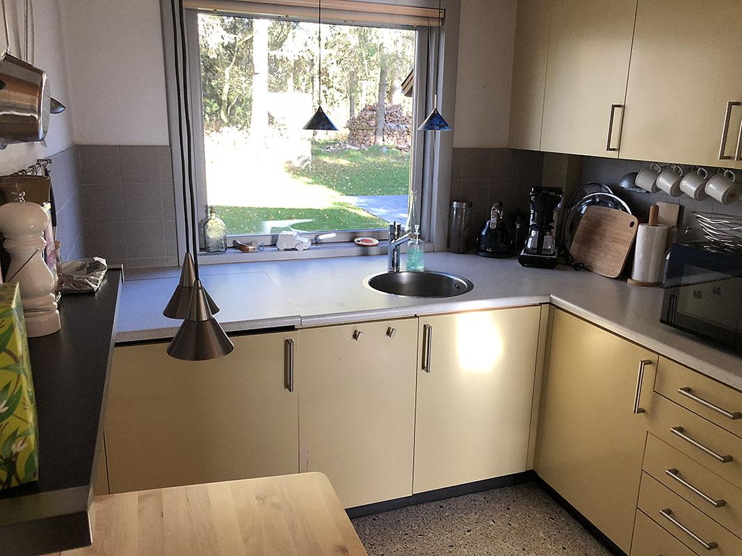 Skjernbnb Kitchen